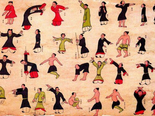 Il Qigong o arte di lunga vita