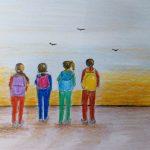 Gli esami online, i giovani e il loro futuro
