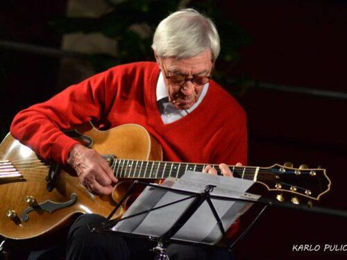 La scena Jazz saluta Franco Cerri